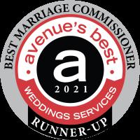 MarriageCommissionerWeddings-2021_Weddings_Runner-Up